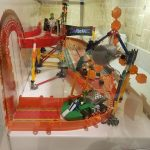 Ultra Rare MARIOKART Wii K'nex Working Store Display 5