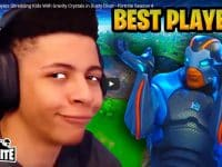 Best Fortnite Players Shredding Kids With Gravity Crystals in Dusty Divot