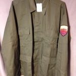 Call Of Duty Official WWII Field Jacket Size XXL Olive Drab Paratrooper WW2