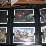 Call of Duty Black Ops 3 Lithograph Set COMPLETE 6 LTD ED numbered art BONUS PIN