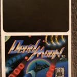 Deadmoon Turbografx 16 HuCard and Sleeve