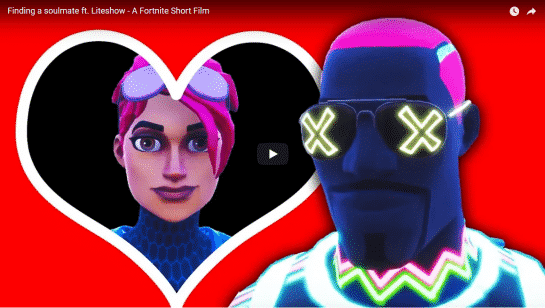 Finding a soulmate ft. Liteshow - A Fortnite Original Series