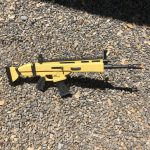 Fortnite Scar Replica full-size prop Cosplay props 3d printed Scar 2