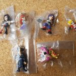 Japan Bandai CHRONO CROSS SWING Full Set of 6 Keychain Figures (New) squaresoft