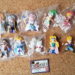 Japan Bandai FINAL FANTASY VI FF SWING Set of 10 Keychain Figures 1994 square 6