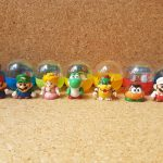 Japan Banpresto SUPER MARIO WORLD FB COLLECTION Set of 7 Figures 1993 Nintendo
