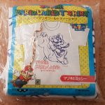 Japan Banpresto SUPER MARIO WORLD T-SHIRT Mario & Yoshi Nintendo 1993 Official