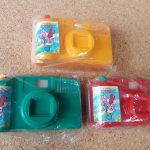 Japan Nintendo YOSHI ISLAND Toy Cameras Set of 3 1990s super mario world