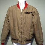 OFFICIAL CALL OF DUTY Know Your Enemy Bomber Jacket Sz S - VERY RARE