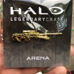 SNIPER RIFLE GOLD VARIANT Halo Legendary Loot Crate ARENA May 2018