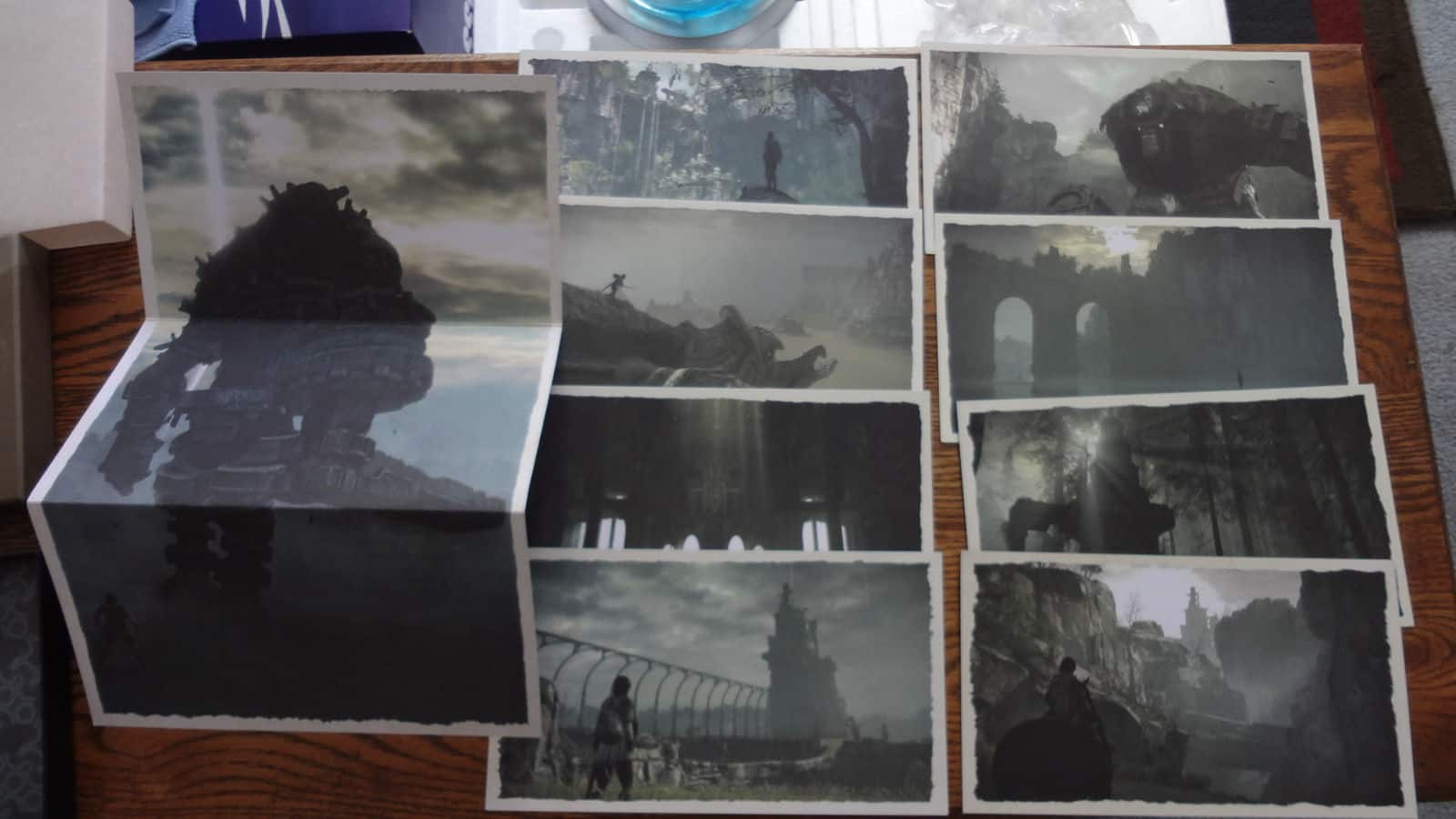 Shadow of the Colossus Limited Edition Promo Press Kit - Rare Promotional Kit 6