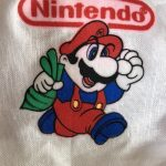 Vtg Nintendo Hat Hostess Scratch 3 Contest Prize Cap Mario Bros Doritos Rare 80s 2