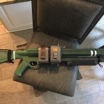 Wolfenstein The New Order Auto Shotgun 3D Printed Prop Must Se