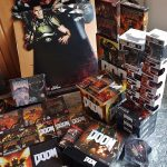 Biggest DOOM Collection in the World Video Game PC Gaming id Software Carmack Romero Hall Petersen McGee Green 3