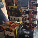 Biggest DOOM Collection in the World Video Game PC Gaming id Software Carmack Romero Hall Petersen McGee Green 6