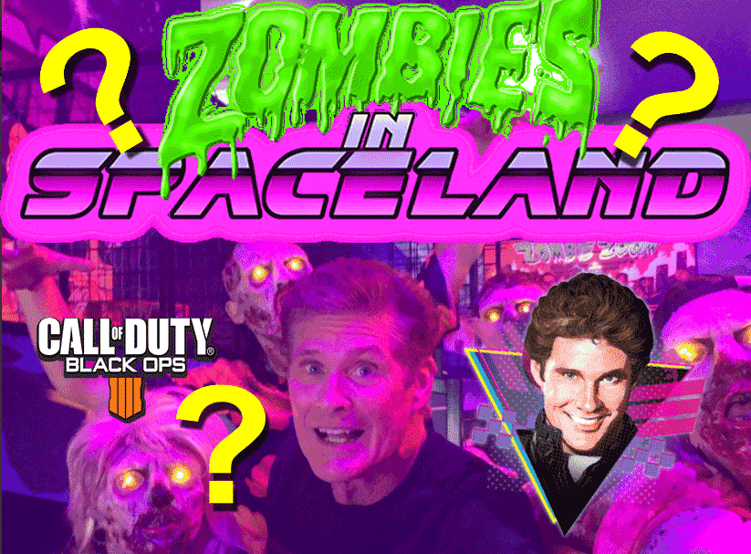 Black Ops 4 Blackout Character List Call of Duty Guide David Hasselhoff Zombie