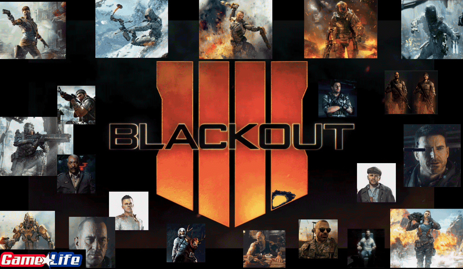 Black Ops 4 Blackout Character List Call of Duty Guide