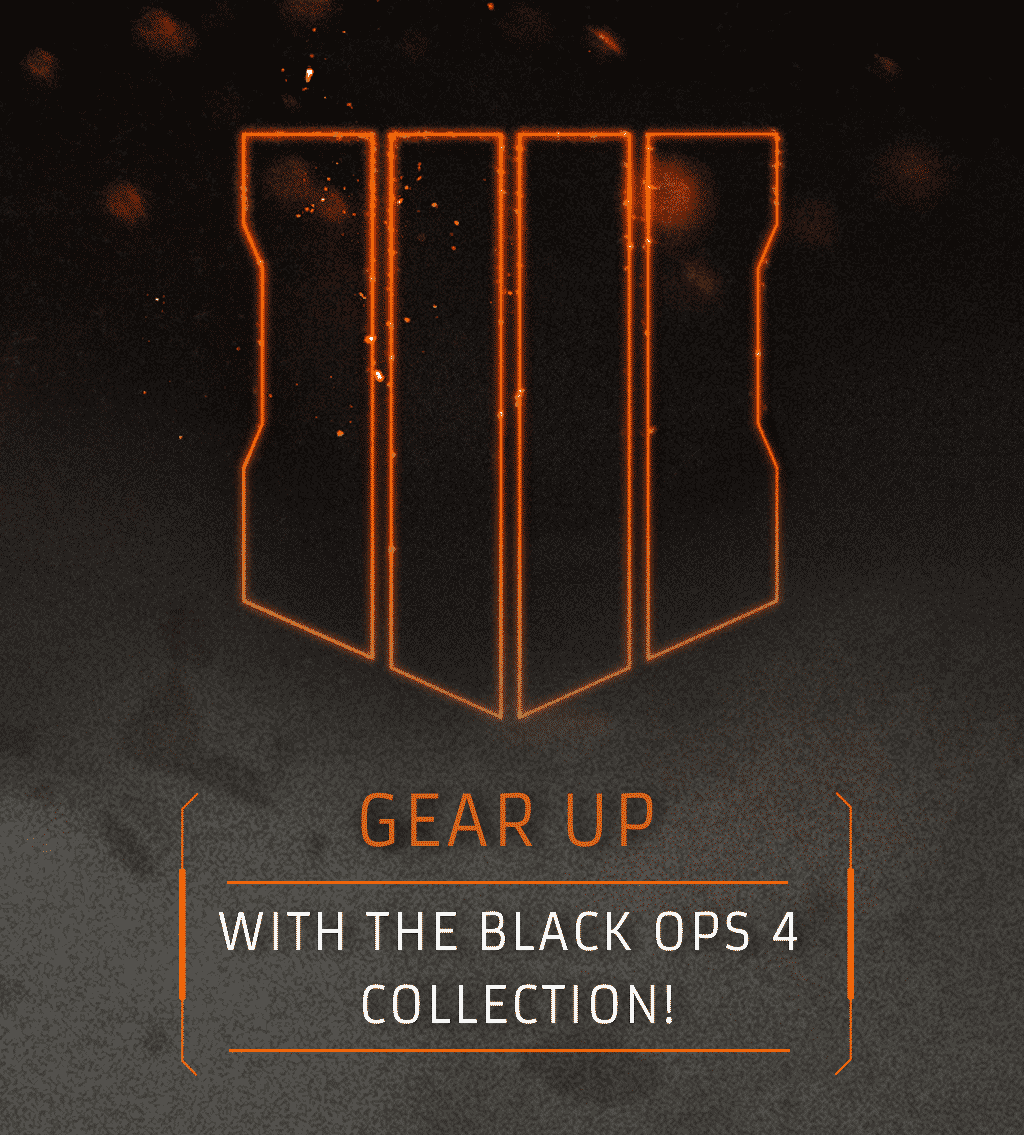 Black Ops 4 Blackout Gear