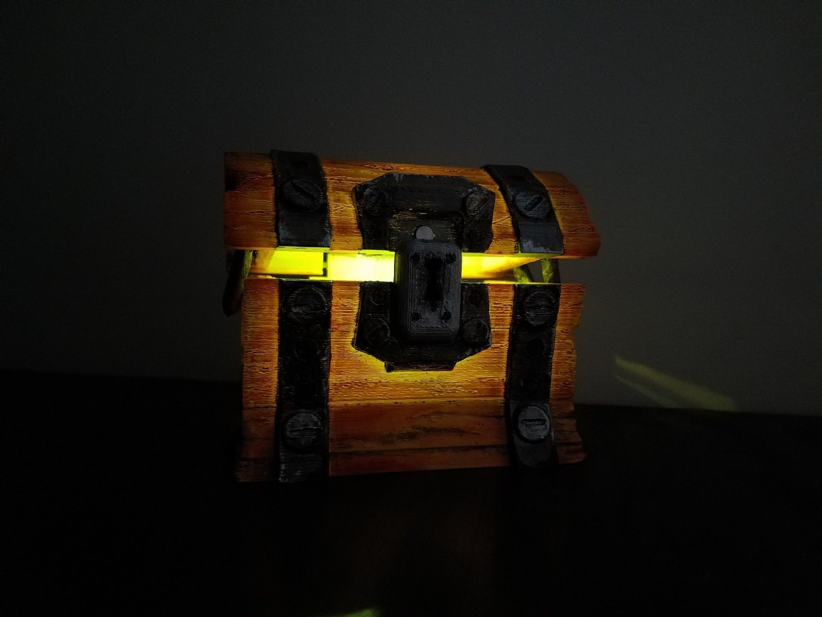 Custom Made Fortnite Loot Chest Crate Epic Games Xbox Live PSN PC Gaming Multipler Real Life 5
