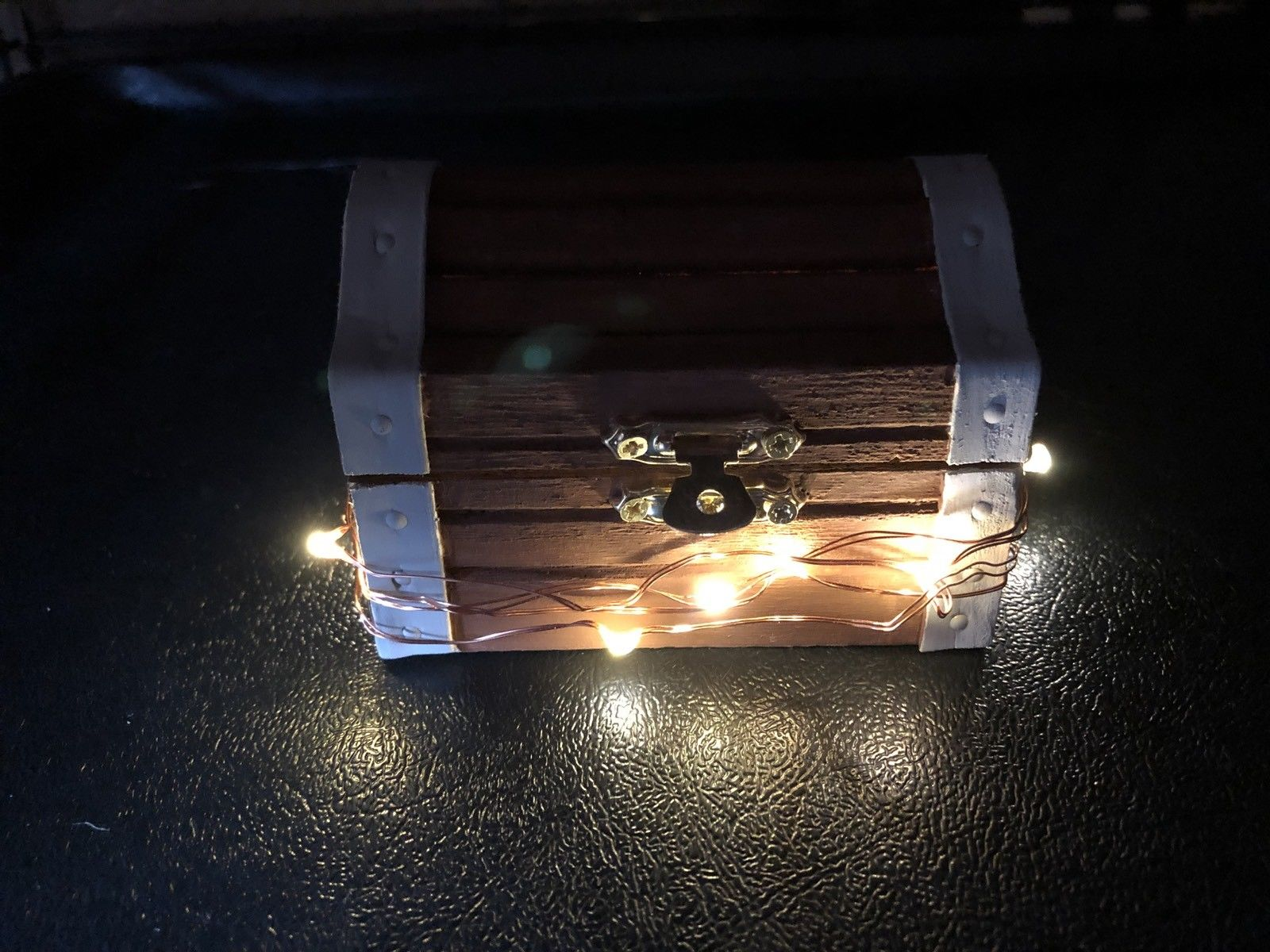 Custom Made Fortnite Loot Chest Crate Epic Games Xbox Live PSN PC Gaming Multipler Real Life 9