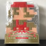 Dot Mario Cushion 2011 Club Nintendo Platnium Award New in Package!