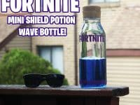 FORTNITE Mini Shield Potion WAVE Bottle Epic Games PC Gaming Xbox Playstation PS4
