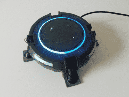 Fortnite Launch Pad Stand For The Amazon Echo Dot