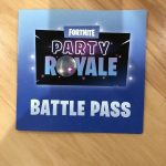 Fortnite Party Royale VIP Gift Bag 2500 V-Bucks Exclusive E3 Spray Card Epic 10