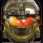 Halo Reach Marketing Display Helmet Collectible Gamestop Exclusive RARE Xbox