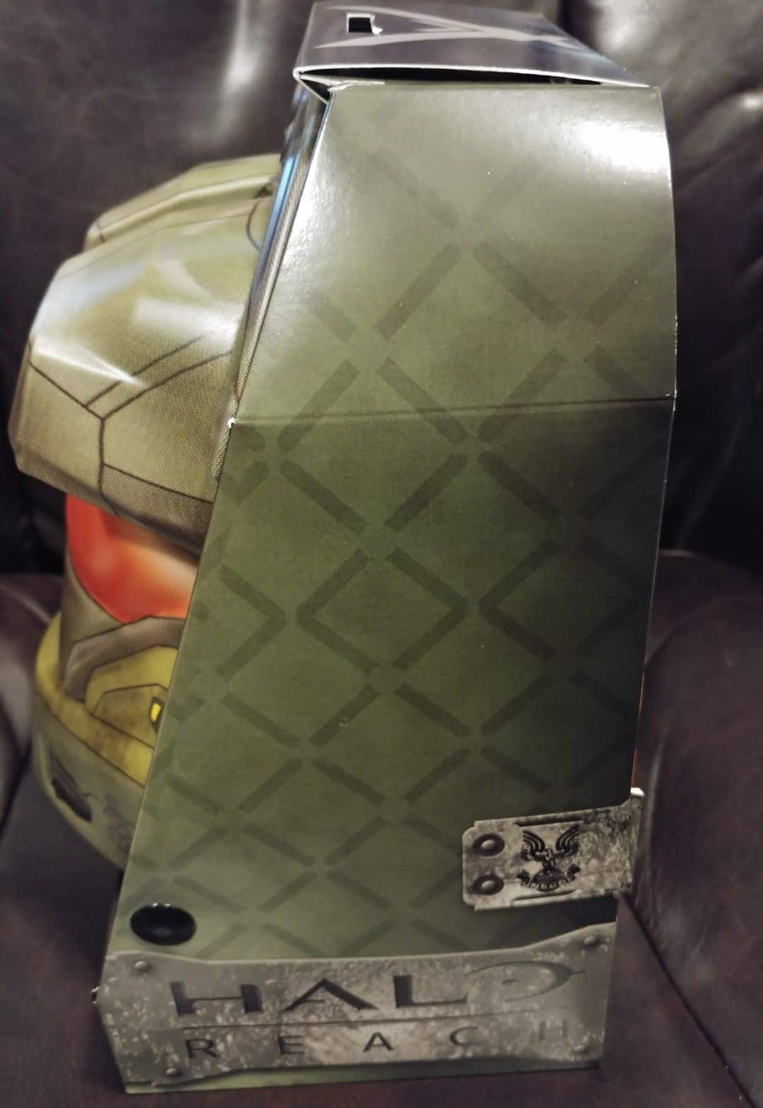 Halo Reach Marketing Display Helmet Collectible Gamestop Exclusive RARE Xbox 3