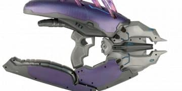 Limited Edition Halo Needler Replica Master Chief Microsoft Bungie Studios Exclusive Machine