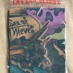 Rare Studios SEA OF THIEVES Promotional Armband Tattoo Sleeve Microsoft Xbox Live