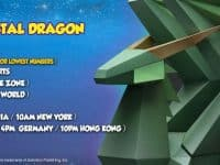 Spyro Crystal Dragon Statue First 4 Figures F4F
