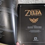 The Legend of Zelda Art and Artifacts Limited Edition Hardcover Book Nintendo 2