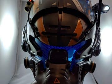 Titanfall 2 - Vanguard Collectors Ed. Helmet, PS4 Game Limited Microsoft Xbox Live Mask
