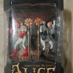 American McGee's Card Guard Action Figure Statue Electronic Arts EA Games