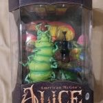 American McGee's Caterpillar Action Figure Statue Electronic Arts EA Games