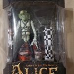 American McGee's Mad Hatter Action Figure Statue Electronic Arts EA Games