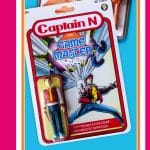 Captain N Game Master Custom Action Figure Dano Brown