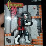 Castlevania The Dracula X Chronicles 8-bit Figure Konami Stage 03