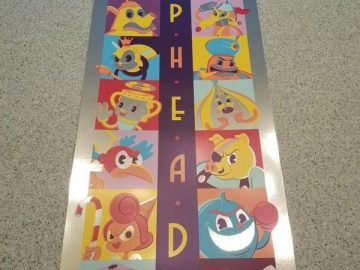 Cuphead Don't Play With the Devil Poster