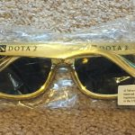 Dota 2 Golden Gold Sunglasses Video Game 2