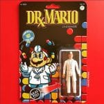 Dr.Mario Dano Brown Custom Action Figure Exhibition San Diego Los Angeles