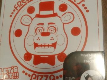 Five Nights at Freddy's Pizza Kit Mobile Game