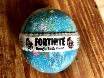 Fortnite Boogie Bomb Bath E3 Limited Edition Gaming Event Epic Games