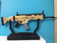 Fortnite Scar Replica Full Size Prop Machine Gun Epic Game 2
