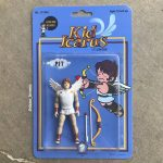 Kid Icarus Dano Brown Custom Action Figure Exhibition San Diego Los Angeles