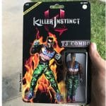 Killer Instinct TJ Combo Dano Brown Custom Action Figure Exhibition San Diego Los Angeles