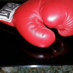 Nintendo Trade Appreciation Night Mike Tyson Punch Out Glove Signed 1988 7