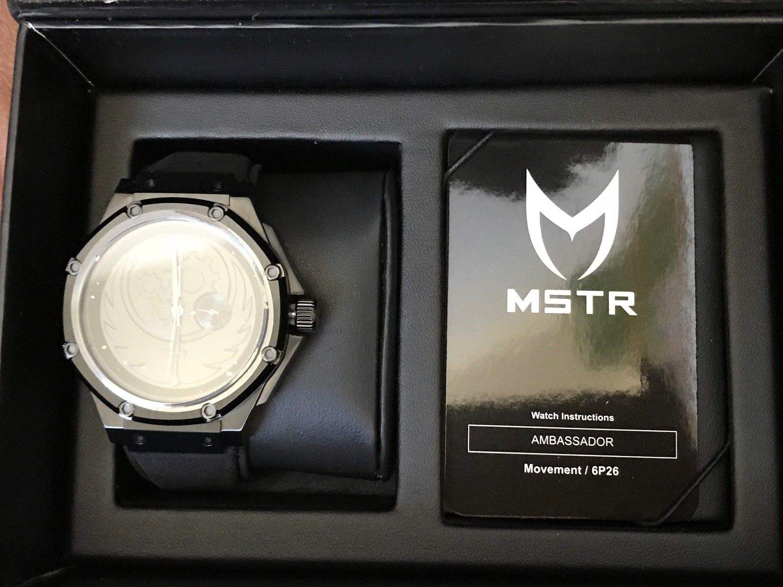 OFFICIAL Fallout BROTHERHOOD OF STEEL WATCH LIMITED 500 RARE Bethesda Softworks MSTR Meister